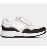 Xsensible Sneaker women lima 30204.3 white / navy