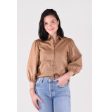 Suite 22 Blouse alaya taupe