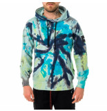 Shoe Felpa uomo tie dye hooded sweatshirt cloudt42.ye