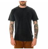 Shoe T-shirt uomo short sleeve t-shirt tedd4119.blk