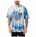 Shoe T-shirt uomo tie dye short sleeve t-shirt tullyt42.bl