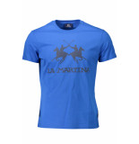 La Martina Rmr001 js206 short sleeve