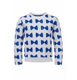 Looxs Revolution Sweater strikjes voor meisjes in de kleur