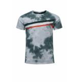 Common Heroes Cloud dye t-shirt voor jongens in de kleur