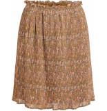 Y.A.S Kari hw skirt plissé