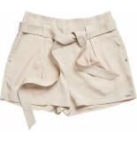 Superdry Desert paper bag shorts oat bran