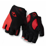 Giro Fietshandschoen giro men strade dure sg black bright red