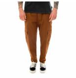 Shoe Pantaloni uomo gabardine cargo pant pitt85100.brz