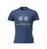 La Martina Ccmr01 js206 short sleeve
