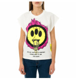 Barrow T-shirt donna cropped t-shirt woman 029290.002