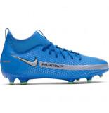 Nike Phantom gt academy df fg/mg kids photo blue
