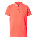 Petrol Industries M-1010-pol901 polo ss 3099 fiery coral -
