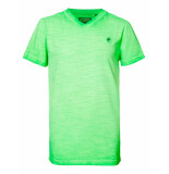 Petrol Industries M-1010-tsv604 t-shirt v-neck 6099 gecko green -
