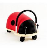 Wheelybug Loopauto lieveheersbeestje xl
