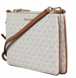 Michael Kors Lg double pouch xbody