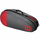Wilson Team 6 pack red/gray wr8009803001