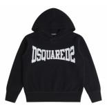 Dsquared2 Boxer logo hoodie