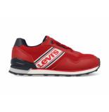 Levi's Sneakers new springfield vspr0060t / blauw