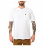 Lyle and Scott T-shirt uomo relaxed pocket t-shirt ts1364v.626