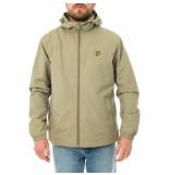 Lyle and Scott Giacca uomo zip through hooded jacket jk464v.w321