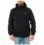 Lyle and Scott Giacca uomo zip through hooded jacket jk464v.z865