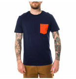 Lyle and Scott T-shirt uomo contrast pocket t-shirt ts831v.w363