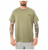 Lyle and Scott T-shirt uomo plain t-shirt ts400vog.w321