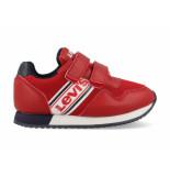 Levi's Sneakers new springfield mini vspr0062t / blauw
