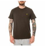 Lyle and Scott T-shirt uomo plain t-shirt ts400vog.w123