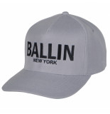 Ballin New York Ballin snapback cap unisex grijs zwart