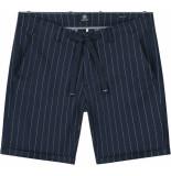 Dstrezzed Beach shorts slub pinstripe