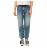 Calvin Klein Jeans donna high rise straight ankle j20j216302.1aa
