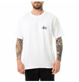 Stussy T-shirt uomo basic tee 1904649.