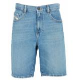 Diesel D-strukt short jeans