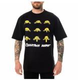 Chinatown market T-shirt uomo smiley wuz here tee 1990450