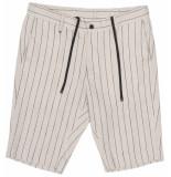 Antony Morato Chino shorts joe sand & blk striped