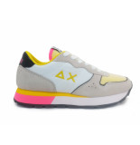 SUN68 Sneakers ally sporty bianco