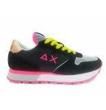 SUN68 Sneakers ally sporty nero
