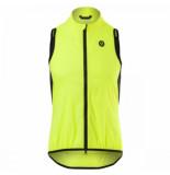 AGU Fietsvest men wind body ii essential neon yellow