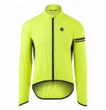 AGU Fietsjack men windjack ii essential neon yellow