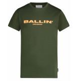 Ballin Amsterdam T-shirt 21017106