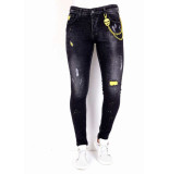 True Rise Slim fit jeans stretch ​ 0000