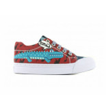 Go Banana's Sneakers gb alligator-l / rood