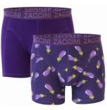 Zaccini M09 234 01 aubergine -