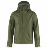 Fjällräven Jas men high coast hydratic jacket green