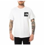 The North Face T-shirt uomo m s/s fine tee nf00ceq5la9