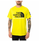 The North Face T-shirt uomo m ss fine alp tee 2 nf0a4m6nje3