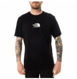 The North Face T-shirt uomo m ss fine alp tee nf0a4szujk3