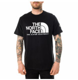The North Face T-shirt uomo the nort face m ss fine alp tee nf0a4m6njk3