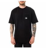The North Face T-shirt uomo m box cut tee nf0a557kjk3